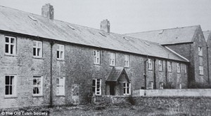 The Mother and Baby Home at Tuam