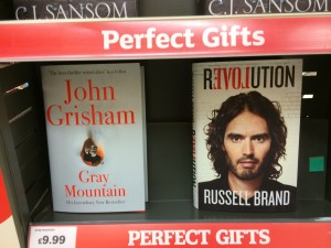 Perfect gift: Brand's Revolution